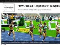 Demo - Free responsive template (rwd)
