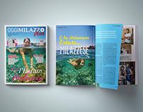 """Magazine """"Oggi Milazzo Plus"""""""