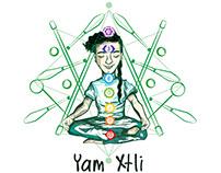 Yam Xtli juggler