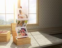 Dia dos Namorados Art 3D