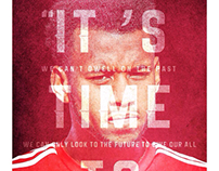 FC Dallas Match Poster