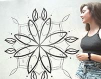 El mural mandala