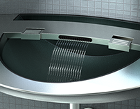 AEROS: Contemporary Bathroom Collection Concept