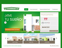 Promocasa Website
