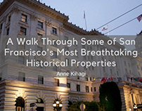 San Francisco's Most Breathtaking Historical Properties
