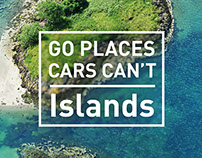 Go Places Cars Can't