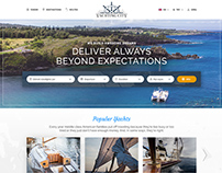 Yachting City // New Website