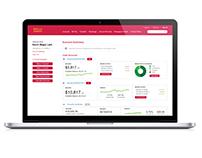 Wells Fargo Online Banking Redesign