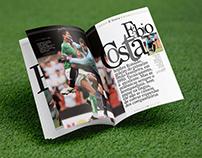 Placar : Corinthians