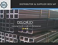 Distributor & Supplier Besi WF
