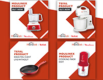 Hometek - Digital Branding Proposal