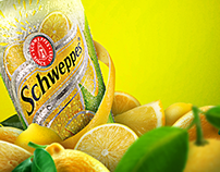 Schweppes (tangerine and lemon)