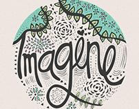 Typography Illustrative Artwork