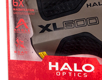 Halo Optics Packaging