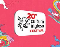 Banners • CULTURA INGLESA