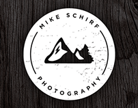 Mike Schirf Photography - Brand Identity