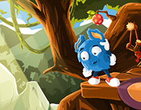 Point-n-Click Game Scene