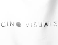 CINQ logo animation