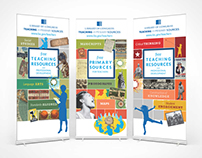 Educational Outreach Display Banners