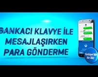 YAPIKREDI BANK - KEYBOARD
