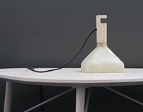 Fiber 2.0 - a multi functional lamp