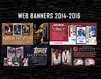 Sports Cards Web Banners