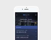 RBC Mobile App Pitch