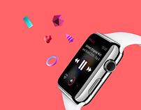 Apple WatchOS 2 Human Interface Design Kit