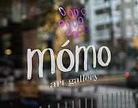 Art gallery branding