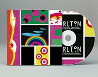 / Packaging Design / CD Cover and Disc artwork