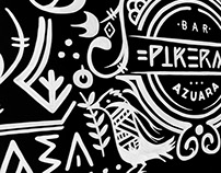 Mural Painting (Pikeras Bar)