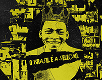 World Cup Brasil's Poster