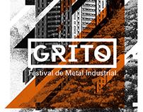 Grito - Industrial Metal Festival