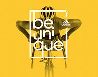 Adidas - Be unique.