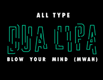 (All Type) Blow Your Mind (Mwah)