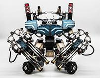 GANKER ROBOT