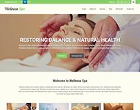 Free Salon and Spa WordPress Themes