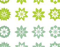 Flower Logo Icons