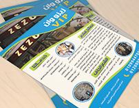 Zezo One Flyer