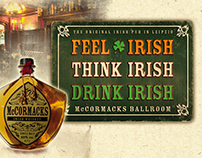 Irish Pub - Branding