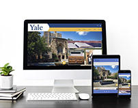 Yale Website Redesign