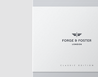 Forge & Foster package