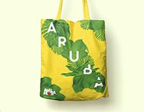 Green Backpack / Aruba