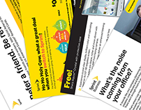 Sprint Promotional Mailers