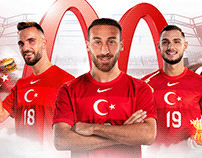McDonald's National Team Sponsorship