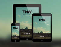 TNW Magazine Cover. Photography Issue
