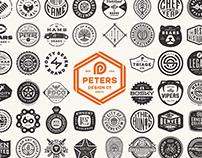 PDCo Badge Logofolio 2000-2020