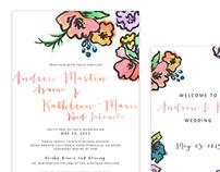 Andrew & Kat's Wedding