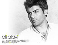 Ali Alavi Official Website