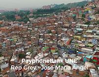 PayphoneBank UNE